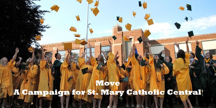 MOVE- A Campaign for St. Mary Catholic Central